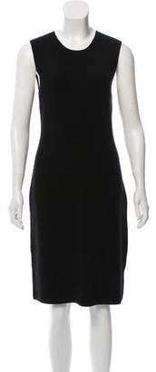 Vince Wool Knee-Length Dress w/ Tags