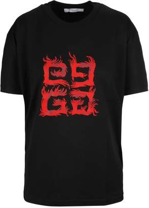 Givenchy 4g Flame T-shirt