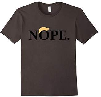 "Anti-Trump ""Nope"" Shirt"