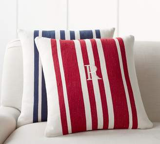 Pottery Barn Luxembourg Stripe Pillow Cover