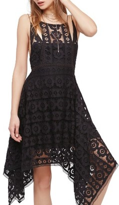 Women's Free People Just Like Honey Lace Dress $128 thestylecure.com