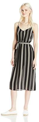 As U Wish Junior's Stripe Slilp Dress