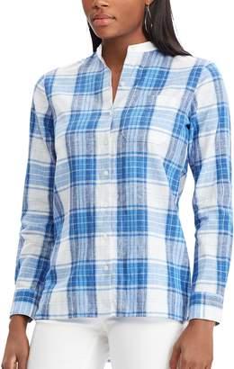 Chaps Women's Print Shirt