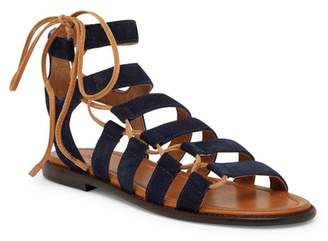 f24ef9c1118 Frye Blue Women s Sandals - ShopStyle