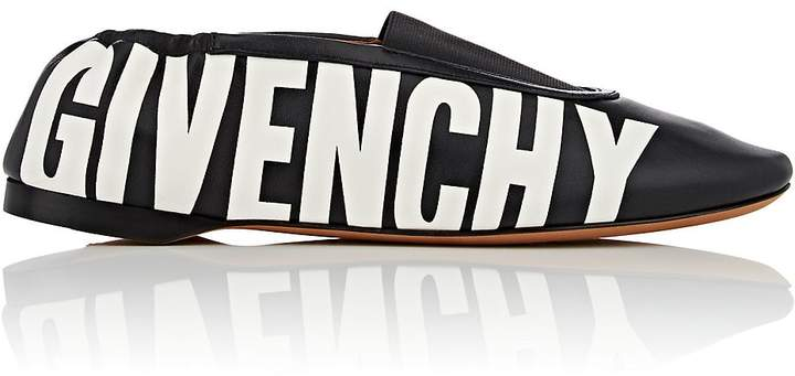 Givenchy Women's Rivington Leather Slippers