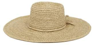 Brixton Paite Straw Hat