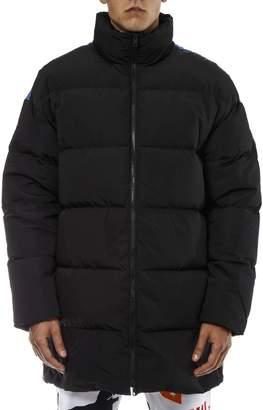 Calvin Klein Jeans Black Puffer Jacket