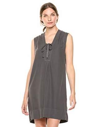 Splendid Women's Sleeveless Lace Up Front Dress