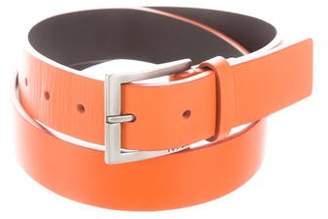 Michael Kors Leather Hip Belt
