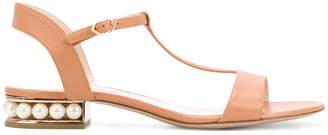 Nicholas Kirkwood Casati pearl t-bar sandals