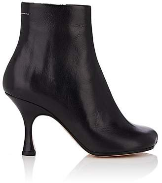 MM6 MAISON MARGIELA Women's Leather Ankle Boots