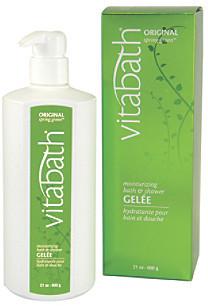 Vitabath Original Spring Green Moisturizing Bath & Shower Gelee