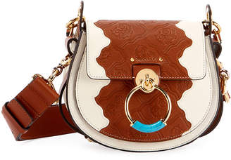 Chloé Tess Small Patchwork Satchel Bag