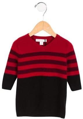 Burberry Boys' Striped Cashmere Sweater