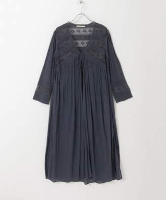 URBAN RESEARCH (アーバン リサーチ) - URBAN RESEARCH ne Quittez pas LACE/VOIL LONG GOWN