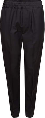 Acne Studios Ryder Elasticated Pants in Wool and Mohair