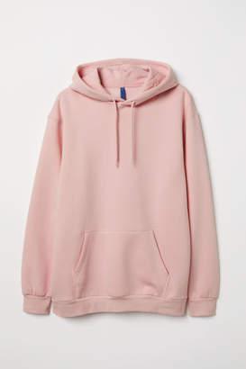 H&M Hooded Sweatshirt - Pink