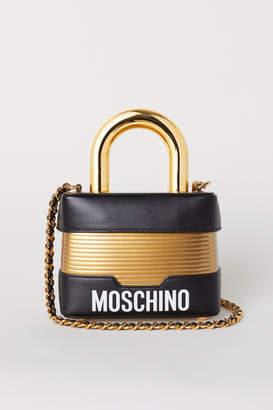 H&M Leather Shoulder Bag - Gold