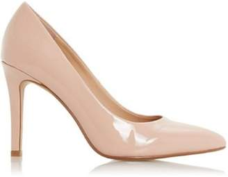 Dorothy Perkins Womens *Head Over Heels by Dune Nude 'Alexxa' Ladies Heeled shoes