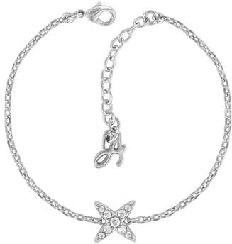 Adore Crystal 4-Point Star Bracelet