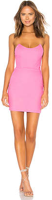 by the way. Stevie Sweetheart Mini Dress