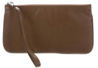 Marc by Marc Jacobs Leather Flat Wristlet