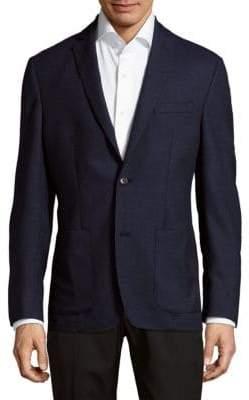 Saks Fifth Avenue Textured Jacket
