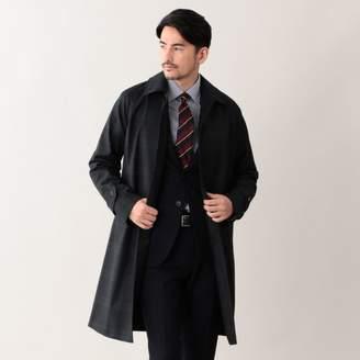 Paul Stuart (ポール スチュアート) - ポール・スチュアート メン 【SPECIAL PRICE】【STUART'S TRAVELER】 BLack Watch 2layer coat