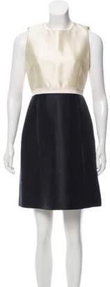 Michael Kors Sleeveless Wool Dress