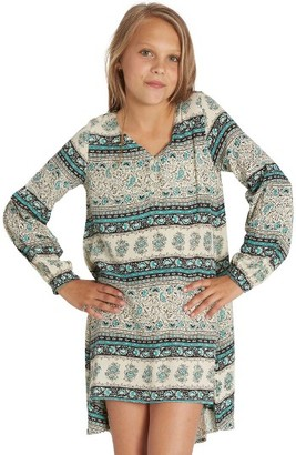 Girl's Billabong Festival Child High/low Dress $44.95 thestylecure.com