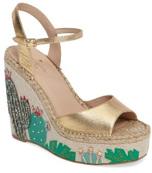 Women's Kate Spade New York Dallas Wedge Sandal