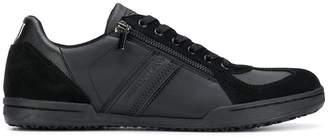 Trussardi Jeans zip detail sneakers
