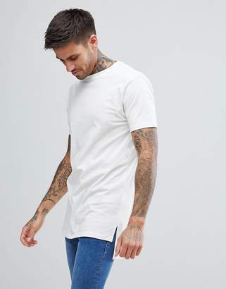 Soul Star Long Line Fade Out Pastel T-Shirt