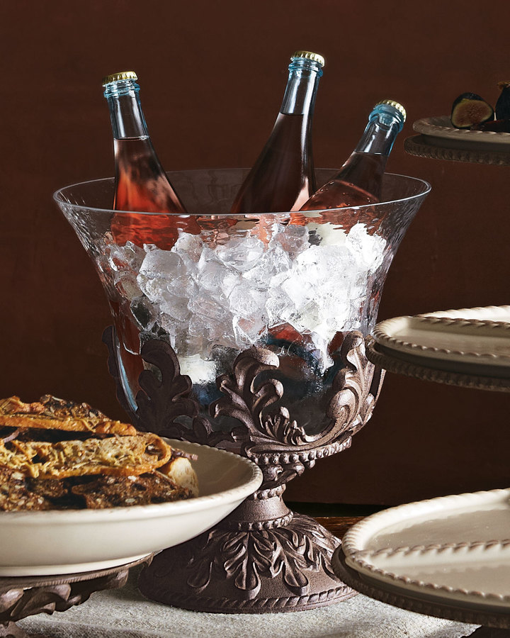 GG Collection G G Collection Baroque Beverage Tub