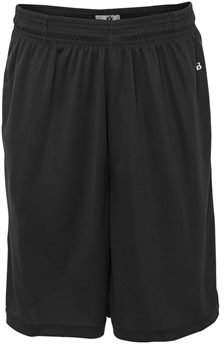 Badger Men's Performance Deep Side Pocket Shorts