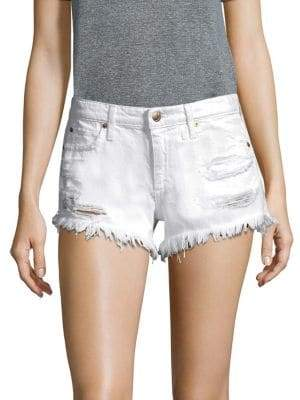 Joe's Jeans Distressed Cutoff Shorts