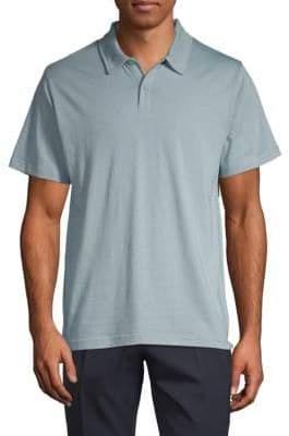 Saks Fifth Avenue Eric Short-Sleeve Polo