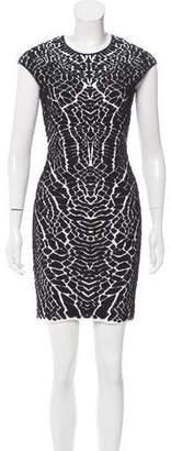 RVN Sleeveless Mini Dress