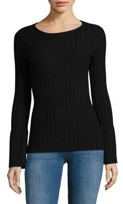 Lord & Taylor Bell-Sleeve Sweater