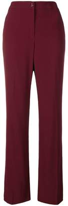 Liu Jo high waisted flared trousers