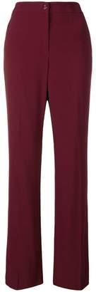 Liu Jo high waisted flared trousers