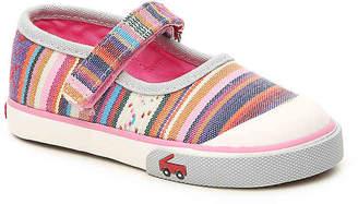 See Kai Run Jessie Toddler Mary Jane Flat - Girl's