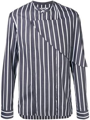 Chalayan striped shirt