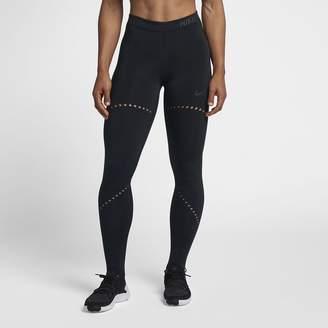 Nike Pro HyperWarm Women's Mid-Rise Training Tights