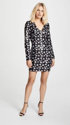 Black Halo Alicia Mini Dress