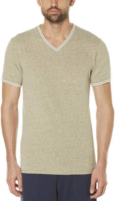 Original Penguin V-NECK SHORT SLEEVE TEE