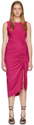 Altuzarra Pink Sleeveless Mid Dress
