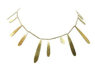 Herve Leger Gold Gold plated Necklace