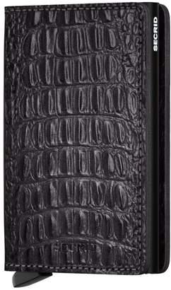 SECRID - Slimwallet - Nile Black