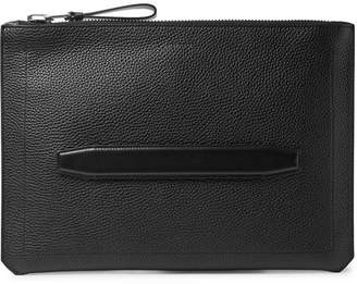 Tom Ford Buckley Full-Grain Leather Pouch